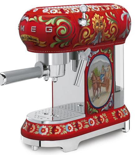 BST thiết bị nhà bếp của Smeg và Dolce&Gabbana đã về đến châu Á - Ảnh 6.