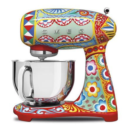 BST thiết bị nhà bếp của Smeg và Dolce&Gabbana đã về đến châu Á - Ảnh 7.