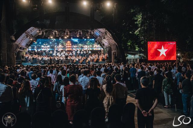 """Vietnam Airlines Classic – Hanoi Concert 2019: Đỉnh cao cổ điển """"xuống phố"""", tiếp tục thăng hoa - Ảnh 1."""