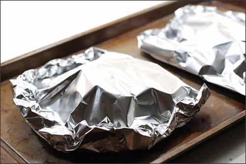 Giấy bạc bọc thực phẩm liệu có an toàn? - Ảnh 3.