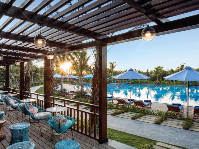Chào nắng hạ tại Duyên Hà resort Cam Ranh - Ảnh 1.