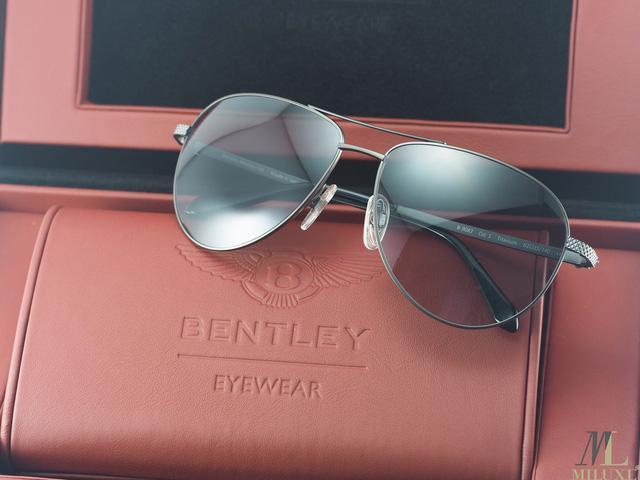 Bentley – sự sang chảnh của một chiếc kính mắt - Ảnh 1.