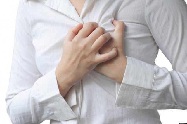 7 dấu hiệu bệnh tim mạch ở phụ nữ trung niên - Ảnh 1.