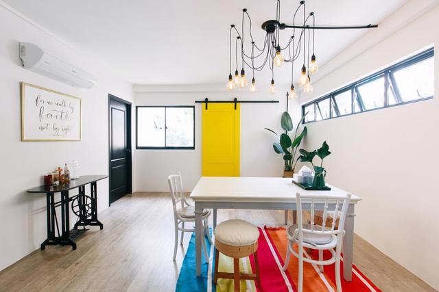 Ngôi nhà nhiều màu sắc và vô cùng thú vị - Ảnh 9.