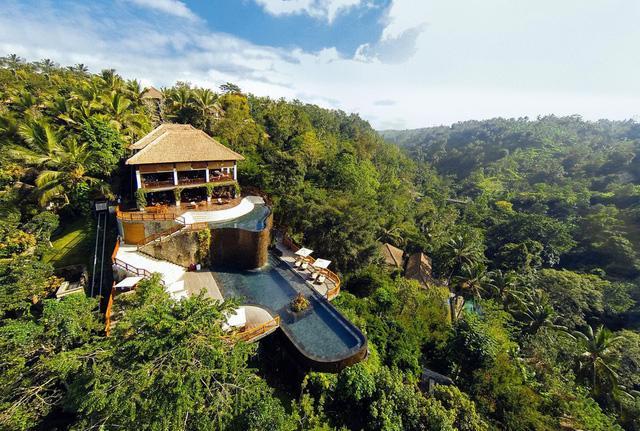 Một khu nghỉ dưỡng tuyệt đẹp giữa rừng rậm ở Bali - Ảnh 5.