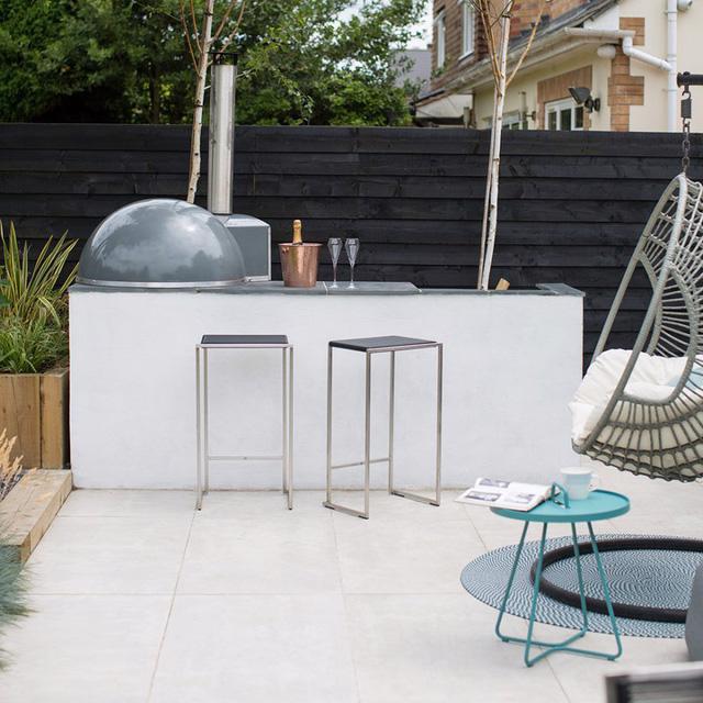 Bếp ngoài trời hữu dụng cho nhà vườn - Ảnh 4.