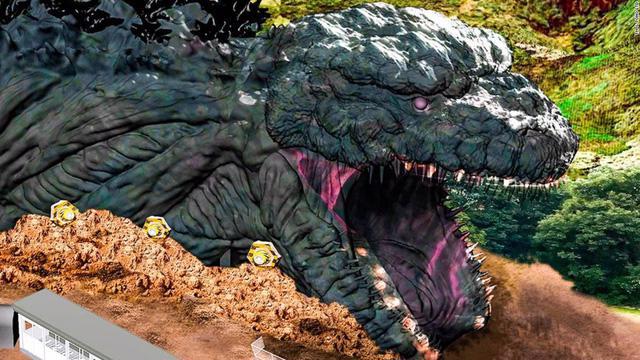 Bảo tàng Godzilla đầu tiên trên thế giới đã mở cửa - Ảnh 1.