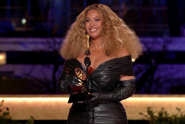 Beyoncé bội thu tại Lễ trao giải Grammy 2021 - Ảnh 3.