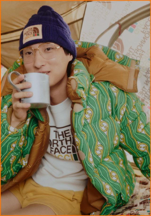 BST thời trang dã ngoại của Gucci và The North Face - Ảnh 13.