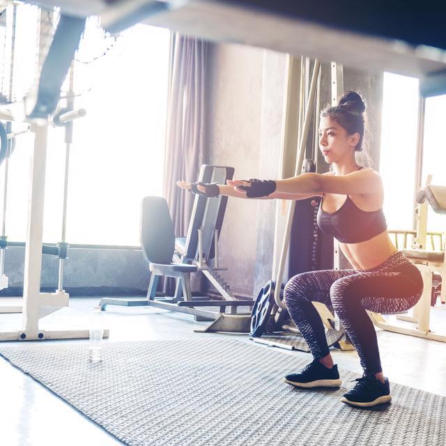 Tập gym sao cho hiệu quả: 5 lưu ý phải thuộc lòng - Ảnh 2.