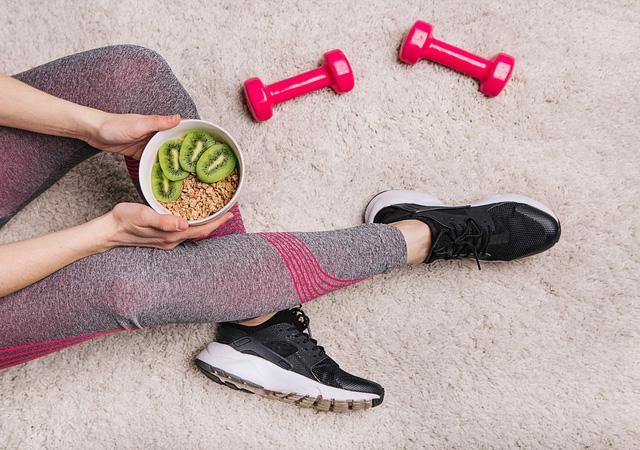 5 dưỡng chất người tập gym cần ưu tiên - Ảnh 3.