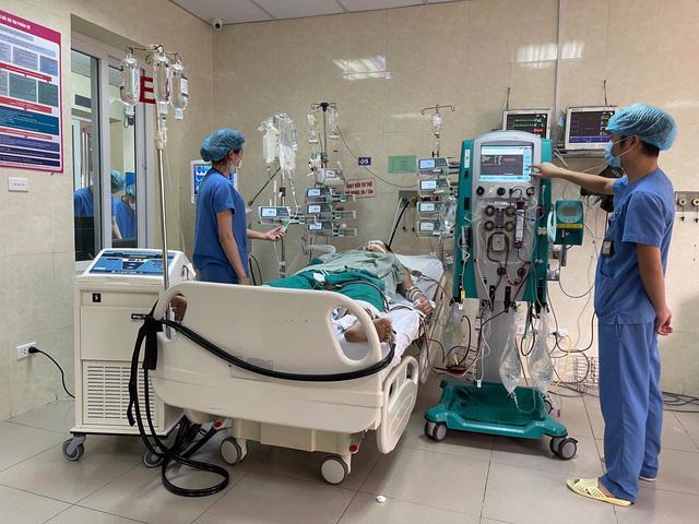 Cứu sống bệnh nhân hôn mê nhờ kỹ thuật hạ thân nhiệt chỉ huy - Ảnh 1.