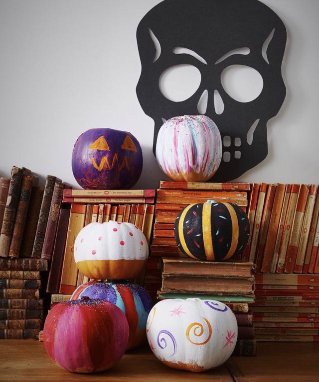 7 ý tưởng décor ngôi nhà cho dịp Halloween - Ảnh 3.