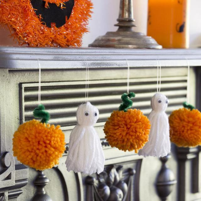 7 ý tưởng décor ngôi nhà cho dịp Halloween - Ảnh 4.