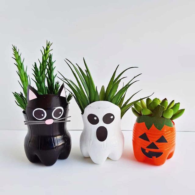 Vì một lễ hội Halloween không rác thải nhựa - Ảnh 3.