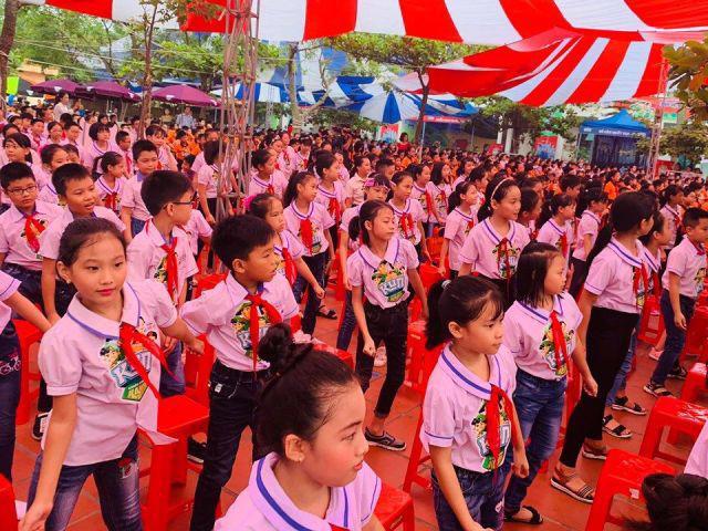 Hải Dương: phát động chương trình Thiếu nhi Việt Nam tìm hiểu và tuyên truyền bảo vệ môi trường - Ảnh 2.