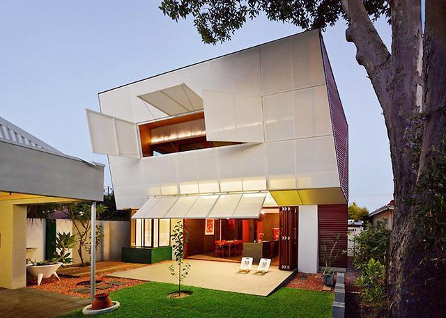 Ngôi nhà của tương lai sẽ ra sao để bảo vệ môi trường? - Ảnh 2.