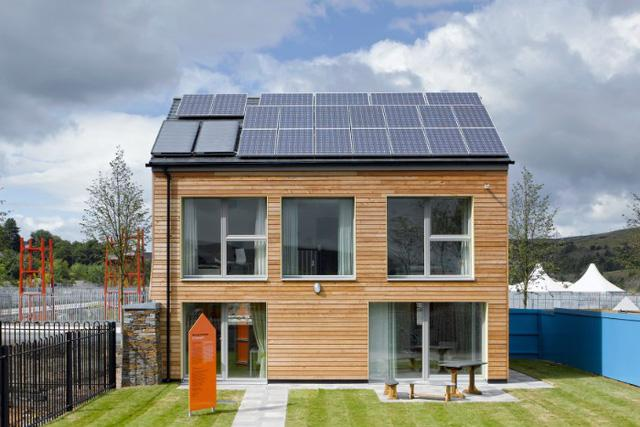 Ngôi nhà của tương lai sẽ ra sao để bảo vệ môi trường? - Ảnh 3.