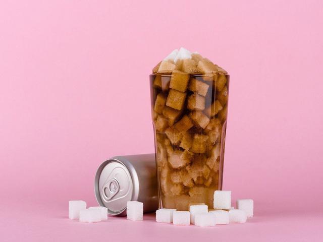 Gan nhiễm mỡ có thể là do ăn nhiều đường fructose - Ảnh 1.