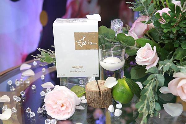 Sisley ra mắt nước hoa Izia - Eau De Perfume - Ảnh 3.