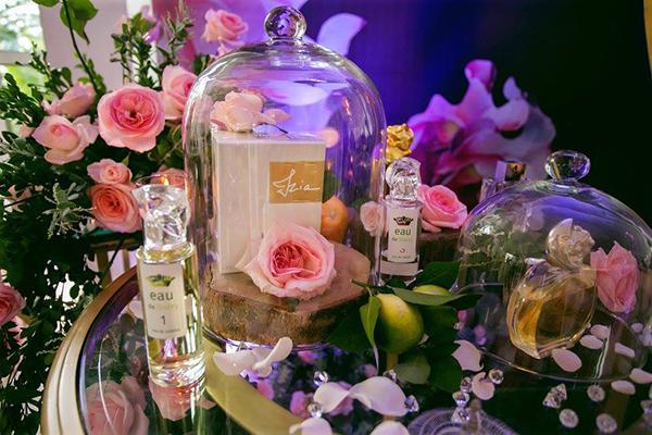Sisley ra mắt nước hoa Izia - Eau De Perfume - Ảnh 2.