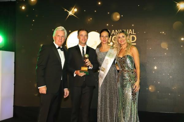 The Grand Hồ Tràm Strip nhận giải thưởng kép tại World Golf Awards - Ảnh 2.