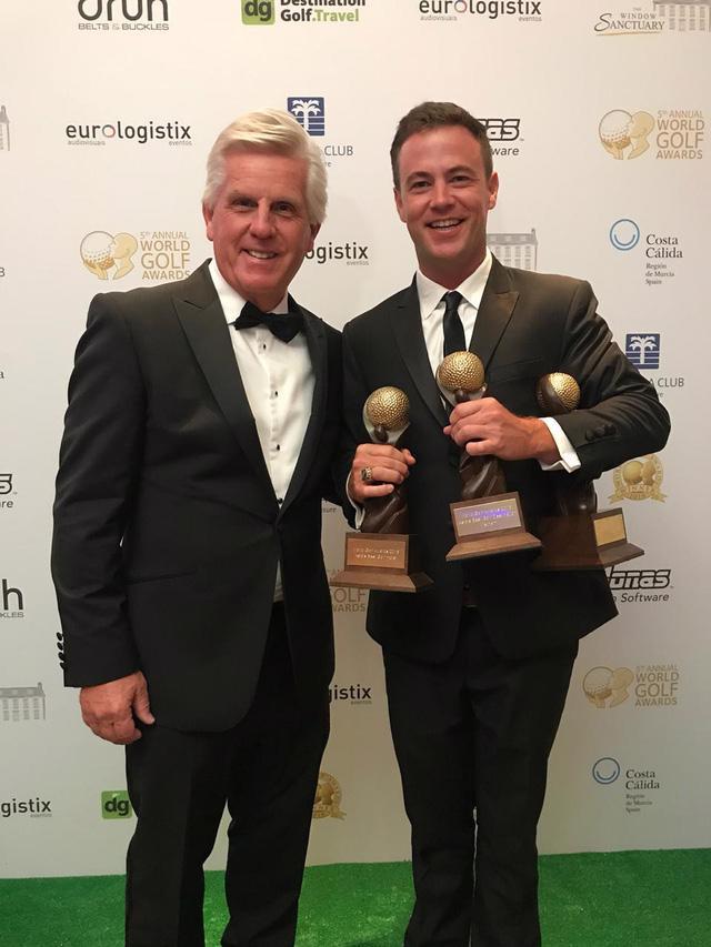 The Grand Hồ Tràm Strip nhận giải thưởng kép tại World Golf Awards - Ảnh 3.