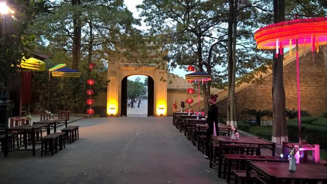 Tour đêm Giải mã Hoàng Thành Thăng Long: hứa hẹn sẽ hấp dẫn - Ảnh 1.