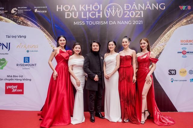 Ngắm nhan sắc lộng lẫy của Ban giám khảo Hoa khôi Du lịch Đà Nẵng 2021 - Ảnh 6.