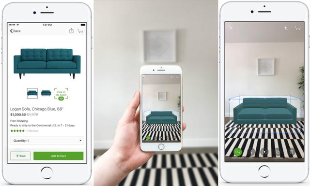 5 ứng dụng điện thoại cho phép bạn tự thiết kế không gian sống - Ảnh 1.