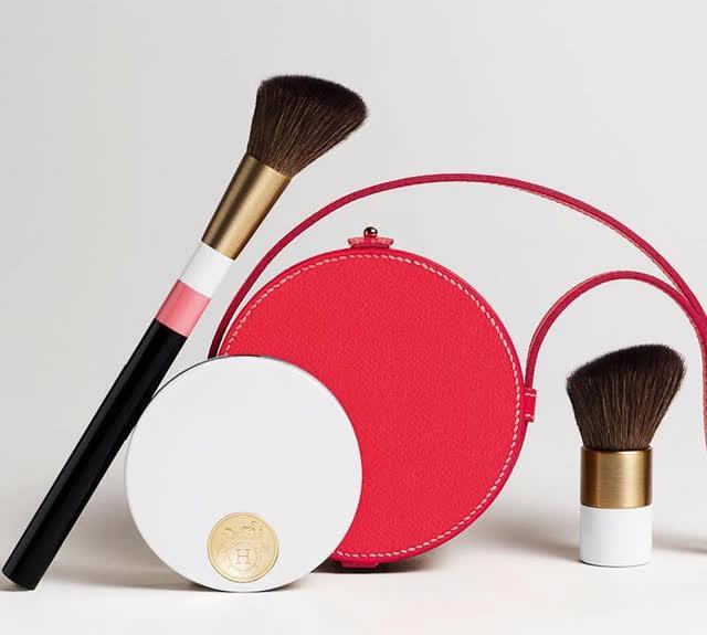 Hermès tiếp tục giới thiệu BST mỹ phẩm trang điểm - Ảnh 7.