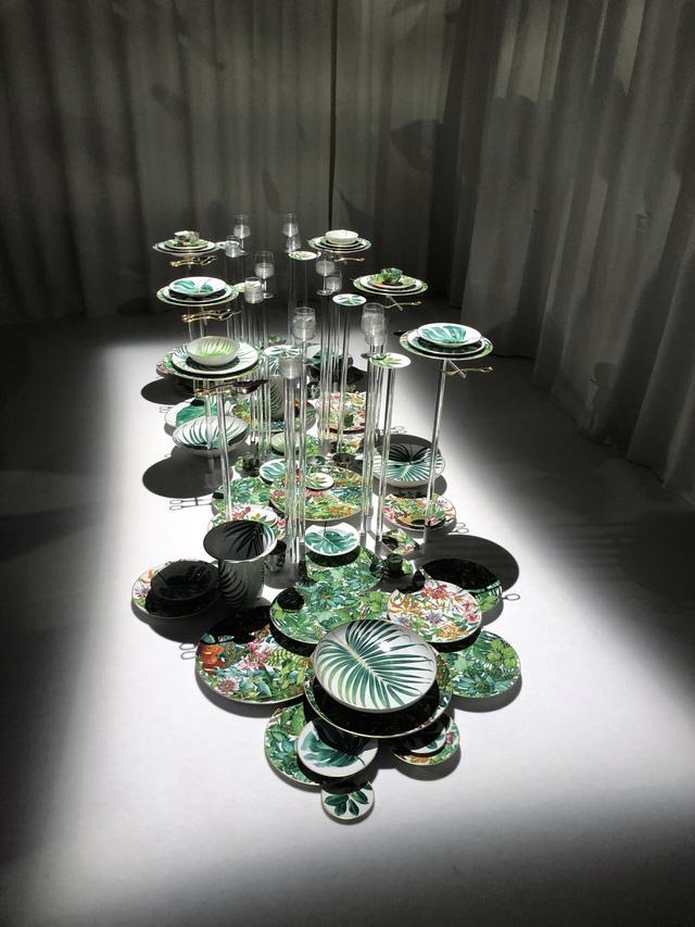 Bộ sưu tập đồ sứ của Hermès: vẻ đẹp của sự xa xỉ - Ảnh 5.