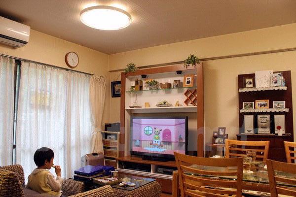 Công nghệ đèn LED tại gia được đánh giá cao ở Nhật Bản - Ảnh 1
