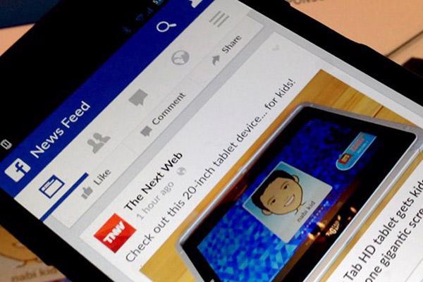 Facebook khai trương dịch vụ đọc báo tức thời - Ảnh 1