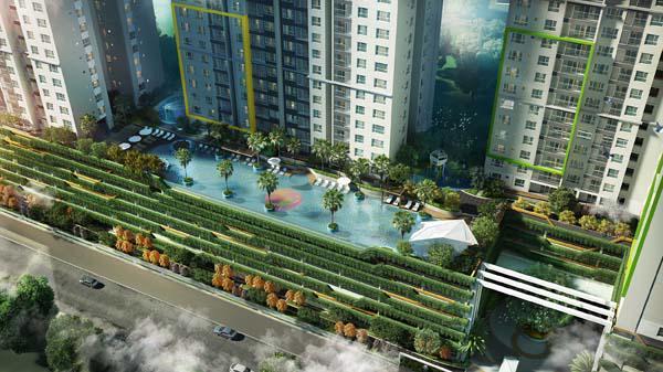 CapitaLand - Hoàng Thành giới thiệu dự án mới Seasons Avenue - Ảnh 1