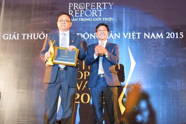 """CapitaLand Việt Nam và Vista Verde đạt giải thưởng """"Vietnam Property Awards 2015"""" - Ảnh 1"""