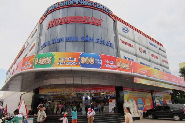 Điện máy Nguyễn Kim, thương hiệu uy tín hàng đầu - Ảnh 1