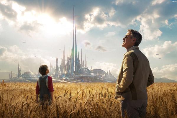 Tomorrowland - Hành trình tới thế giới tương lai - Ảnh 1