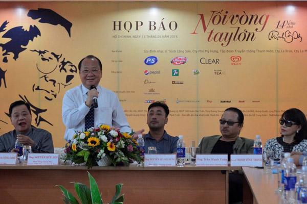 """Đêm nhạc Trịnh """"Nối Vòng Tay Lớn"""" ra mắt khán giả thủ đô - Ảnh 1"""
