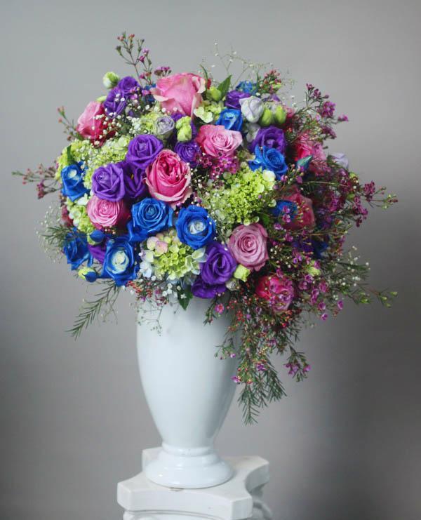Hoa tươi nghệ thuật ở Love Flowers Shop - Ảnh 2