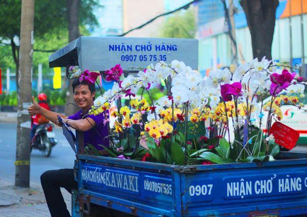 Hoa tươi nghệ thuật ở Love Flowers Shop - Ảnh 4