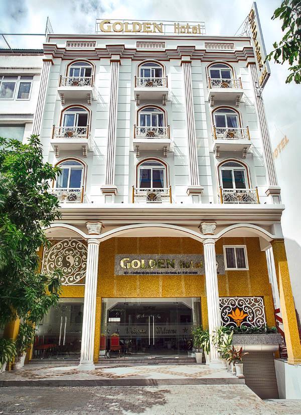 Khai trương khách sạn Golden tại Phú Mỹ Hưng - Ảnh 1