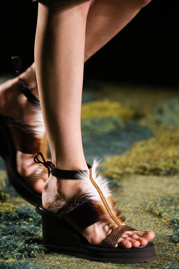 Những đôi giày mùa hè - Ảnh 2