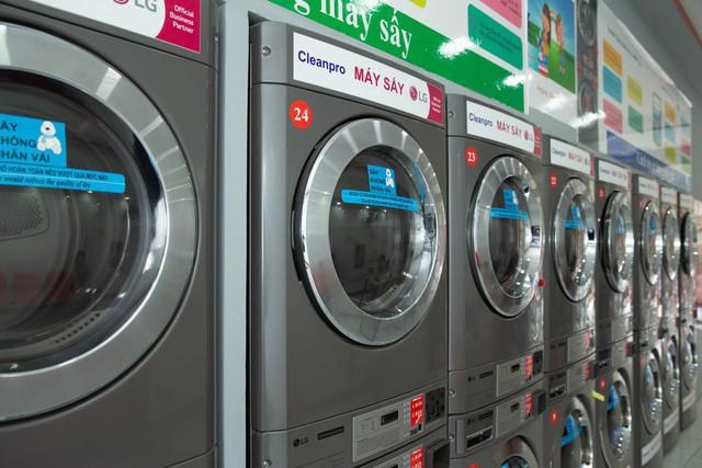 Dịch vụ giặt sấy tự động sẽ thay thế các cửa hàng giặt sấy truyền thống? - Ảnh 1.