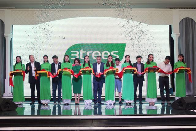 Sơn 3trees – Thương hiệu sơn chống kiềm, độ bền cao, không chứa chì và thuỷ ngân ra mắt tại Việt Nam - Ảnh 1.