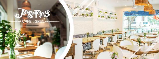 Jaspas Café Grill ra mắt diện mạo mới - Ảnh 2.