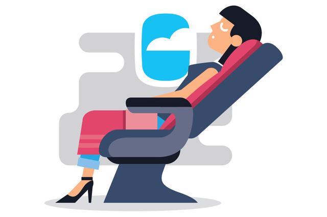 Ứng dụng mới giúp các doanh nhân phòng chống jet lag - Ảnh 3.