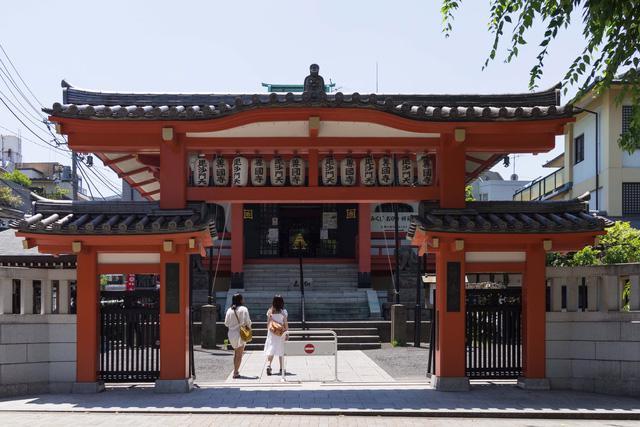 Có một quận Kagurazaka cổ kính của Tokyo - Ảnh 9.