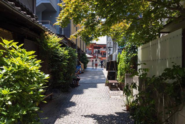 Có một quận Kagurazaka cổ kính của Tokyo - Ảnh 6.