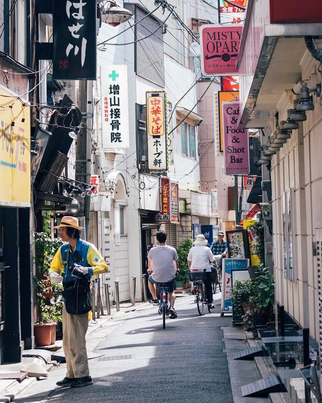 Chầm chậm thôi nhé, ở Tokyo… - Ảnh 3.